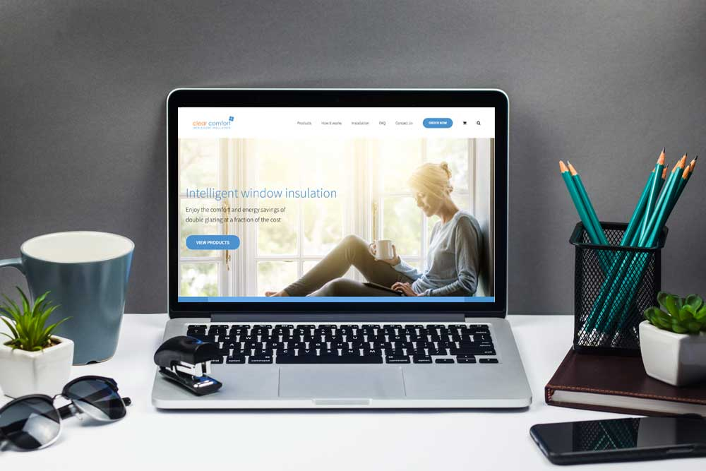 Clear Comfort Online Shop 2