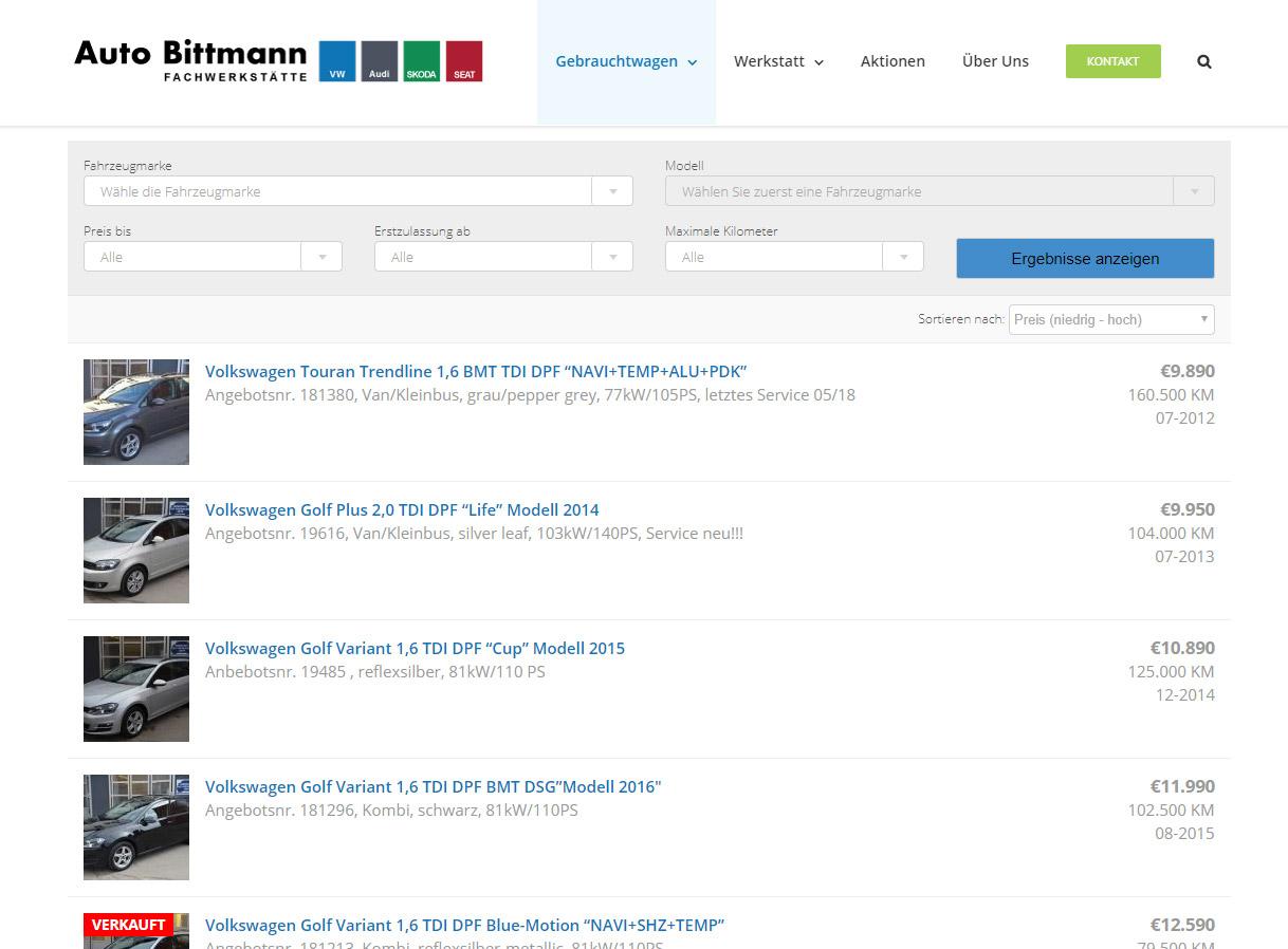 Auto Bittmann 2