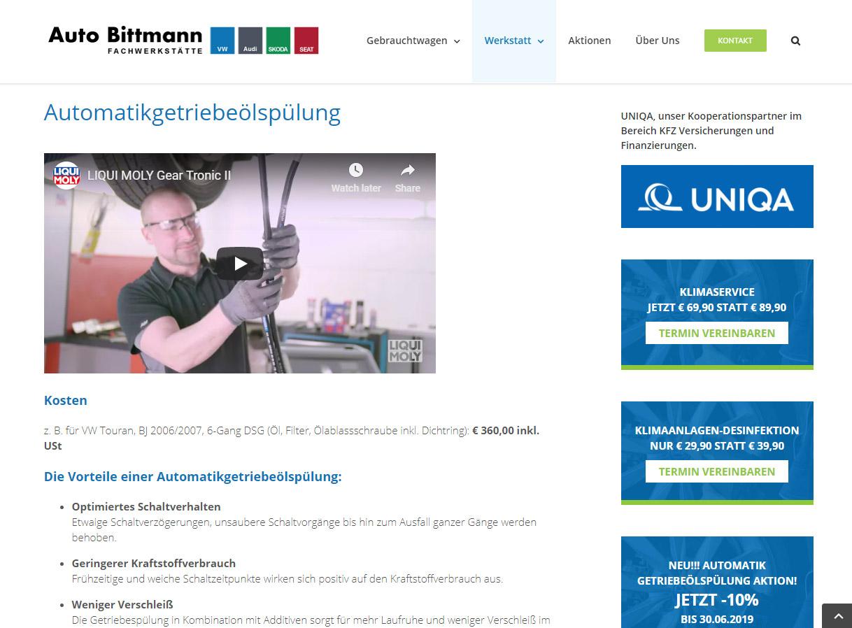 Auto Bittmann 3