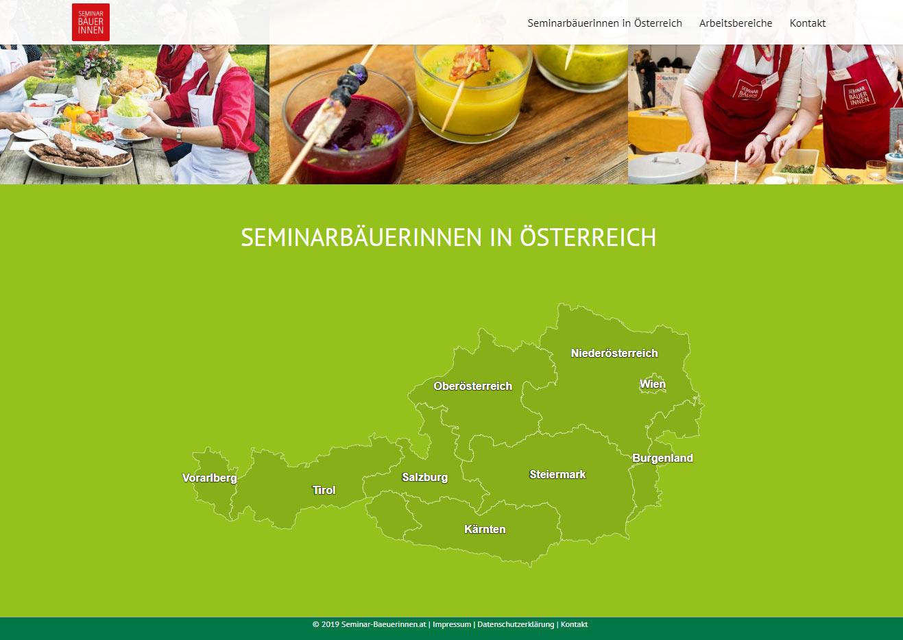 Seminarbäuerinnen Österreich 2