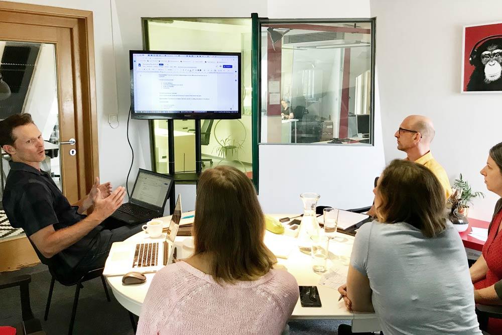 Online Marketing Klagenfurt Consulting Session Marketing