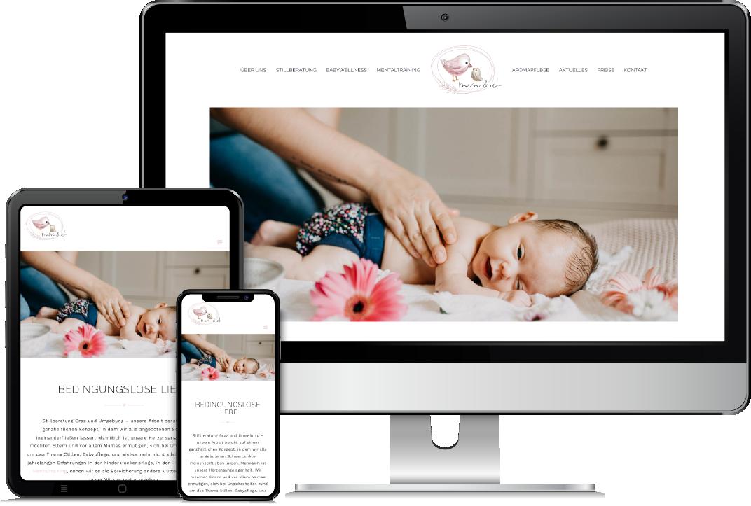 Webdesign-Klagenfurt-Portfolio-Mamiundich